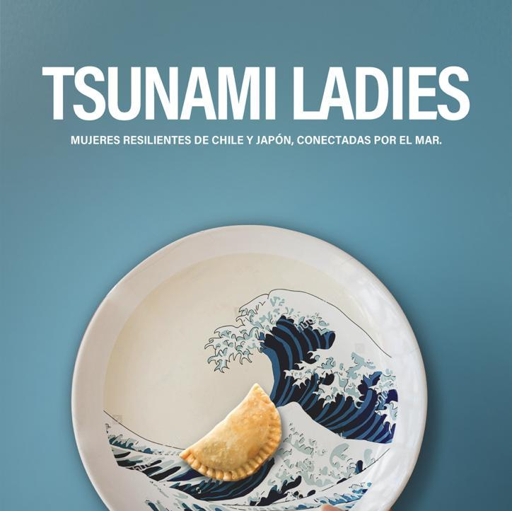 """""""Tsunami Ladies"""": el documental que muestra la conexión de seis mujeres sobrevivientes de maremotos en Chile yJapón"""